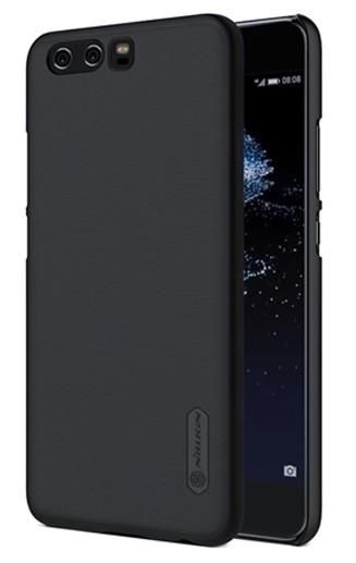 NILLKIN Etui Frosted dla Huawei P10 Black