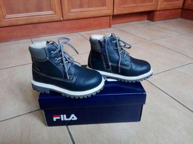 buty zimowe chlopiece 24 FILA