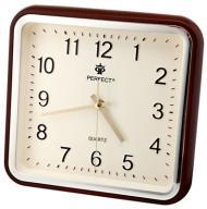 Kwadratowy Zegar Biurowy 3 Kolory Cichy Mechanizm