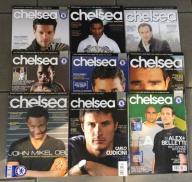 CHELSEA LONDYN OFICJALNY MIESIĘCZNIK 9 EGZ 2007-10