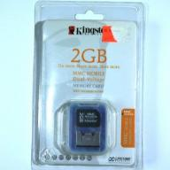 Karta Pamięci MMC Mobile 2GB Kingston