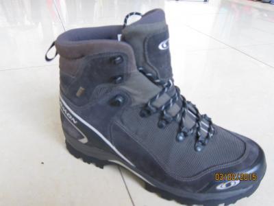 SALOMON Mega trek 6 GORE TEX ocieplane buty zimowe