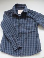 Koszula w kratę Reserved r. 98