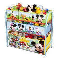 Organizer Na Zabawki Disney Regał Półka Dla Dzieci