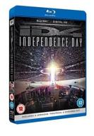 Independence Day [Blu-Ray+Digital HD] [2016]