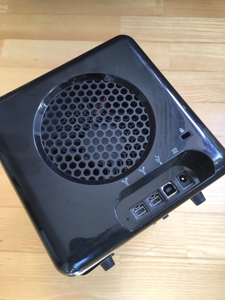 """Drobo Dro4D-D 4xHDD 3,5"""" Obudowa Raid USB FW"""