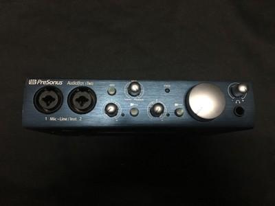 Interfejs audio Presonus Audiobox iTwo - okazja!!!