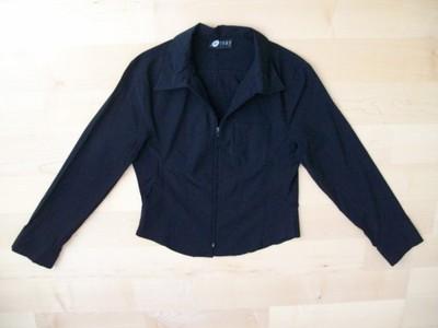 67201e8d1b ORSAY bluzka damska czarna długi rękaw S 36 - 6961145429 - oficjalne ...