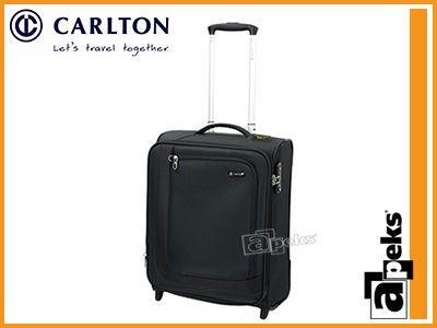 bafbf7f8b244c 19% CARLTON Clifton mała walizka kabinowa RYANAIR - 5624455989 ...