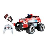 RC Off Road Fire Fighter Reptor Silver