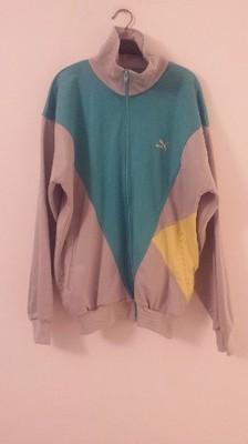 Nowy dres pastelowy Puma XL.