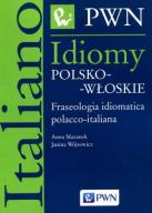 Idiomy polsko-włoskie. Fraseologia... 24h
