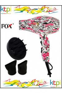FOX SUSZARKA Z JONIZACJĄ ART RED FLOWER 2100 W - 6024808034 ... 1207b91c49c