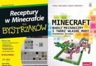 Receptury w Minecrafcie +  Buduj mechanizmy