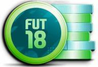 FIFA 18 XBOX ONE 10K coins / coinsy / monety -24H-