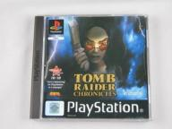 TOMB RAIDER CHRONICLES   PSX/PS2/PS3 SKLEP BDB!
