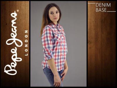 a987d12f8dc165 Koszula damska Pepe Jeans DINA rozm. M - 6000876054 - oficjalne ...