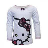 Bluzka Hello Kitty H&M 3-4 lata 98-104 cm HIT