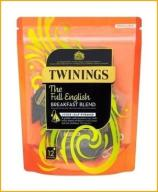 Twinings 12 breakfast blend loose leaf pyramids