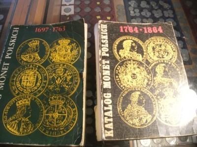 Katalogi  Monet Polskich 1697-1864  Kamiński  2 sz