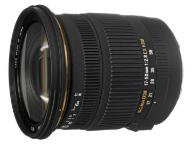 Obiektyw Sigma 17-50 mm f/2.8 EX DC HSM / Pentax