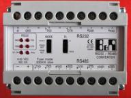 RS232 / RS485 CONVERTER ECINT 1-1 KONWERTER