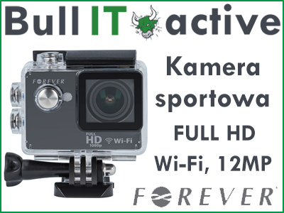 Kamera sportowa Full HD WiFi LCD 12MP GoPro SC-210