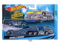 HOT WHEELS CIĘŻARÓWKA CGC22 DOUBLE DEMON