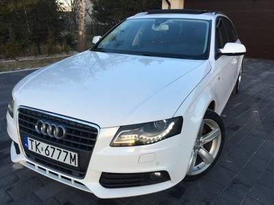 Audi A4 B8 20 Tdi Full Open Sky Skory S Line 6733559823