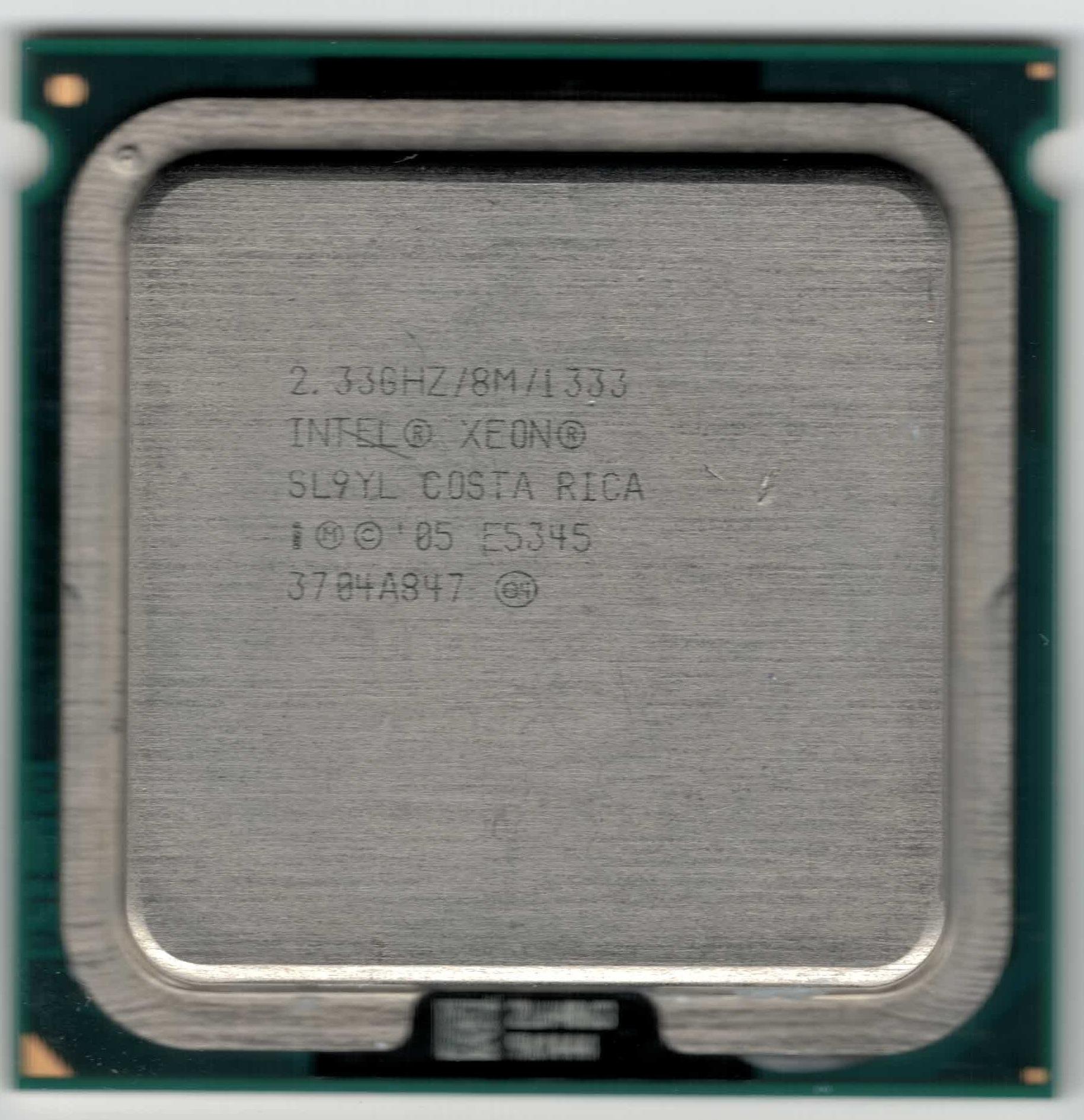 Procesor Intel Xeon Processor E5345 4M 2.33 GHz