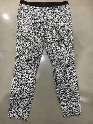 Super spodnie Mohito panterka zebra 38/M