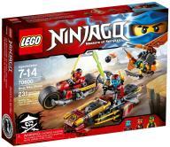LEGO Ninjago 70600 - Pościg na motocyklu