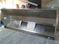 Okap gastronomiczny Pochłaniacz 295x120x60