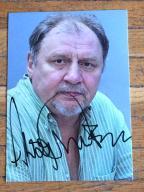 Andrzej Grabowski - ORYGINALNY autograf