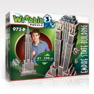 Wrebbit Puzzle Piankowe 3D Empire State Building