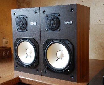 Yamaha Ns 615 Ns10 Monitory Studyjne 6159400955 Oficjalne Archiwum Allegro