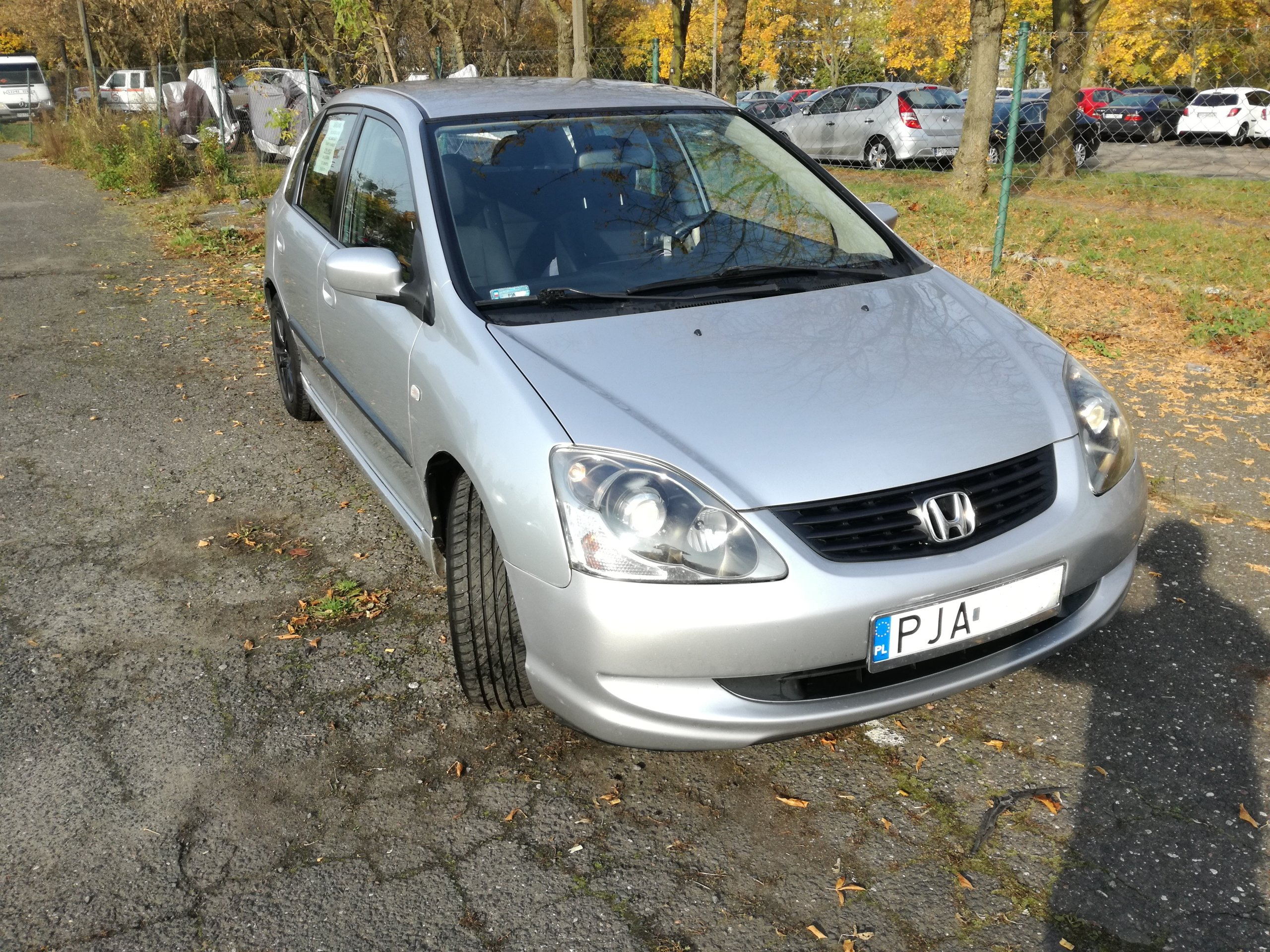 Honda Civic Vii 5d 2004 1 4 90km Polski Salon 2 Wl 7006249000 Oficjalne Archiwum Allegro