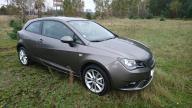 Seat Ibiza 1,2 TSI 90KM 2016 - 3950 km