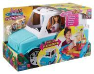 MATTEL DLY33 Kamper Barbie wakacyjny pojazd pieskó