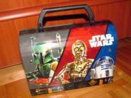 Kuferek oklejany Star Wars teczka śniadaniówka