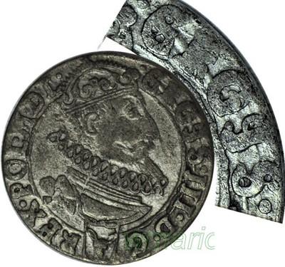 RR-, szóstak 1626, GROSS/SIGIS obraza majestatu