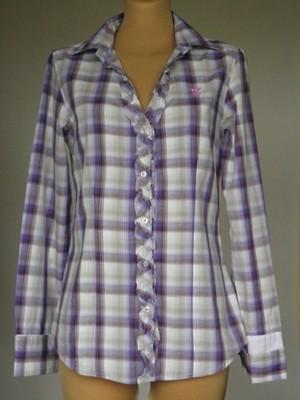# Pięknie szyta koszula_POLO SYLT - 38 #