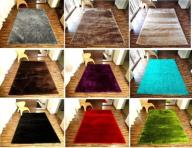 DYWAN SHAGGY 80x150cm POLIESTER 30% EXCLUSIVE 24h