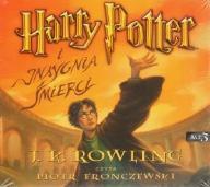 Harry Potter i Insygnia Śmierci (audiobook)