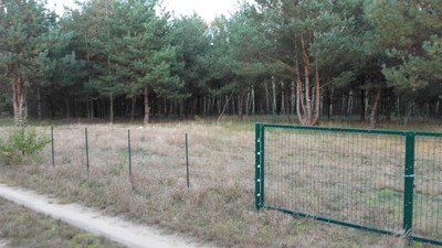 45 km od WARSZAWY -  BEZPOŚREDNIO
