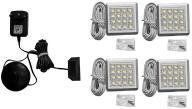 BEZ VAT - Forte zestaw oświetlenia LED 4-punktowy