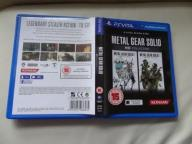 :::SONY PSVITA-Metal Gear Solid HD Collection:::
