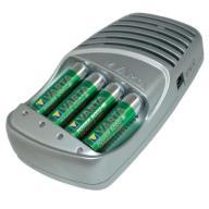 Ultraszybka ładowarka VARTA 57075/57175 4x AA/AAA