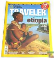 National Geographic Traveler nr 4/2008 ::ETIOPIA
