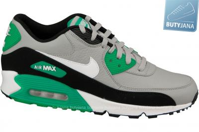 Buty Męskie Nike Air Max 90 Ltr 652980 100, NIKE AIR MAX 90